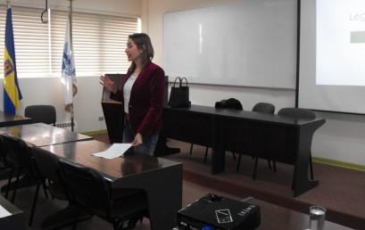 Nuevo Ciclo de Seminarios Institucionalidad  y Legislación Ambiental