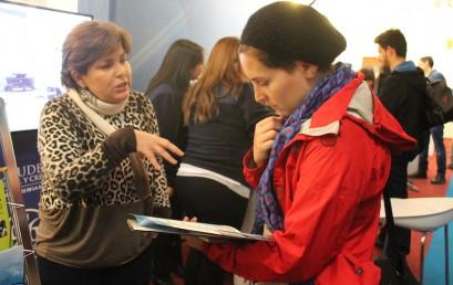 Con gran éxito se realizó la Segunda Feria de Postgrados de la UdeC