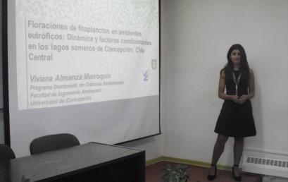 Exitoso Examen de Grado Viviana Almanza