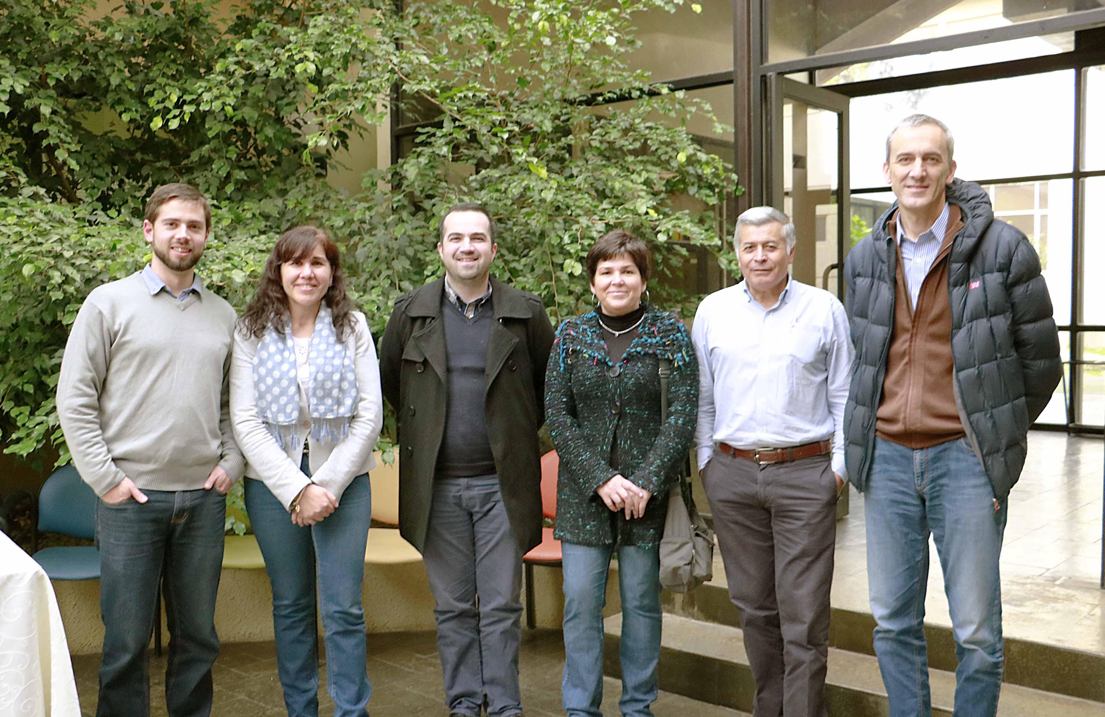Seminario dio a conocer resultados de proyecto de inserción de capital humano en el sector productivo
