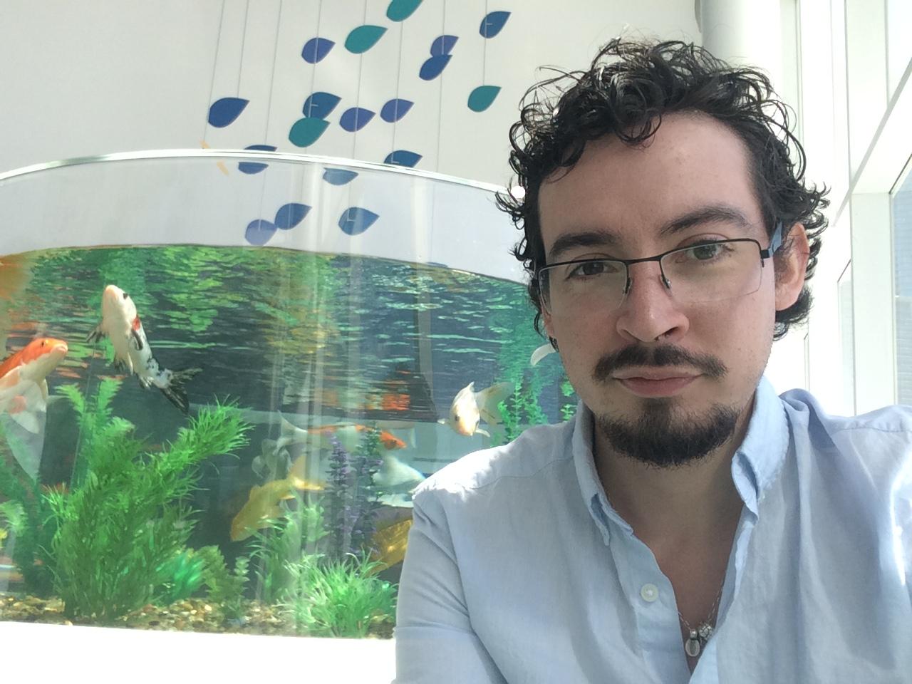 Egresado del Doctorado en Ciencias Ambientales recibe premio de la Academia Chilena de Ciencias
