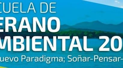 ESCUELA DE VERANO AMBIENTAL  2021